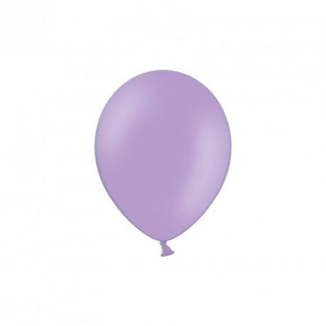 100 Ballons lilas 12 cm