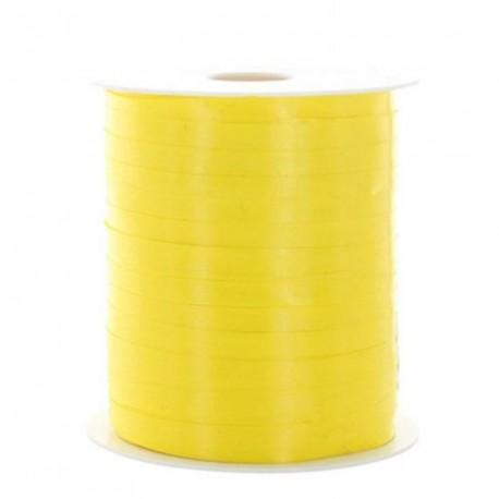 Bolduc jaune brillant 100m x 5mm