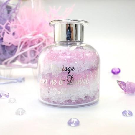 Contenant dragées bouteille de parfum
