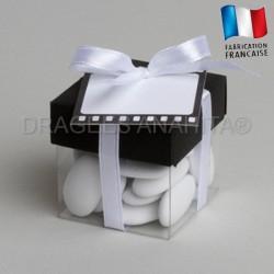 Cube à dragées thème cinema