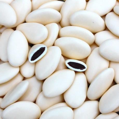 Dragées chocolat ivoire 1 Kg