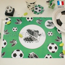 Set de table thème Football