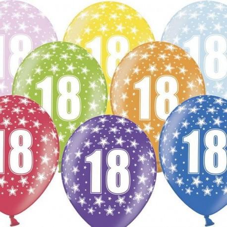 Ballon Gonflable 18 ème Anniversaire