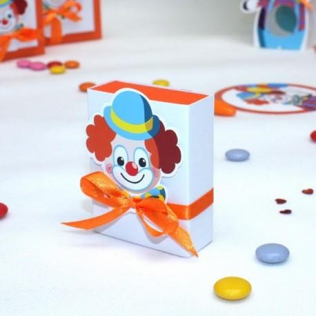 Fourreau à dragées Clown
