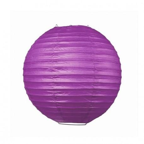 Lampion Lilas 25 cm