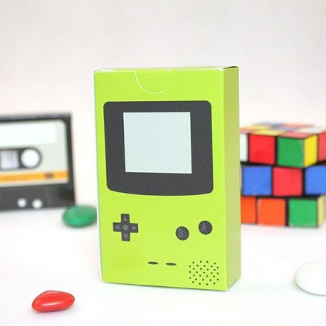 Contenant à dragées game boy