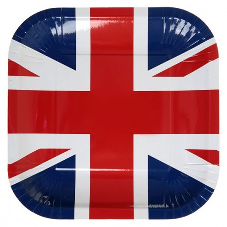 10 Assiettes Angleterre : Londres