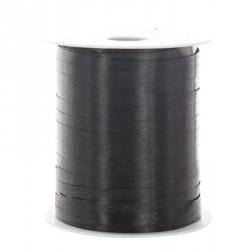 Bolduc noir brillant 100m x 5mm