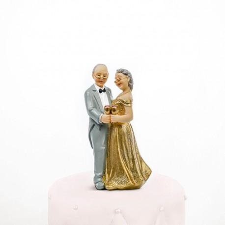 Figurine anniversaire de mariage