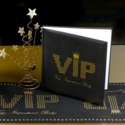 Livre d'or thème VIP