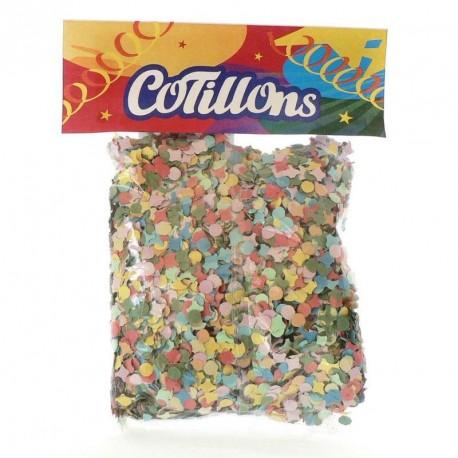 pack confettis multicolore