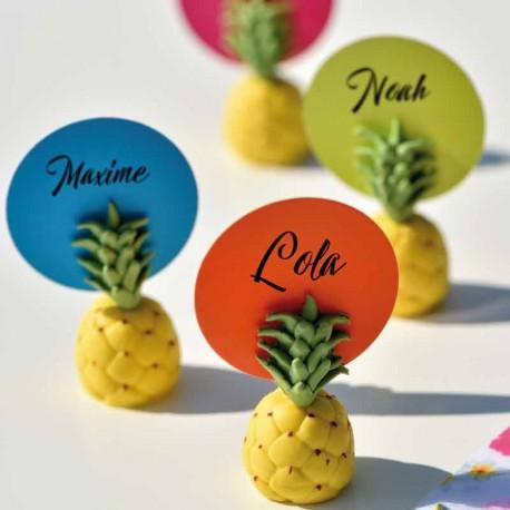Marque place Ananas, s'adapte à toutes les couleurs souhaitées