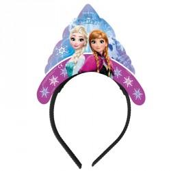 4 Diadèmes La Reine des Neiges pour toutes les petites princesses du jour.