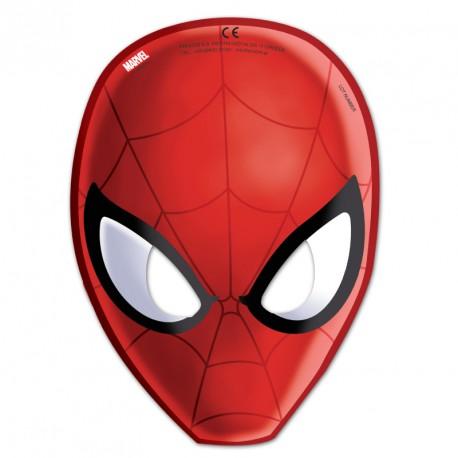 6 Masques Spiderman pour amuser votre enfant et ses copains.