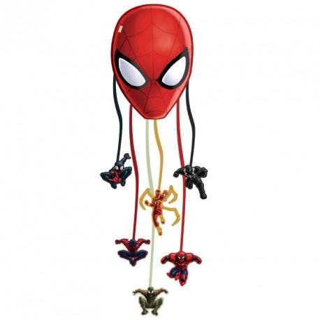 Pinata Spiderman pour animer la fête de votre petit garçon.