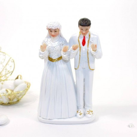 Figurine Mariage musulman