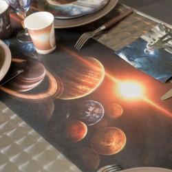 Chemin de Table Astronaute dans l'Espace