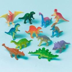 12 animaux Dinosaure