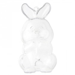 Petit Lapin transparent