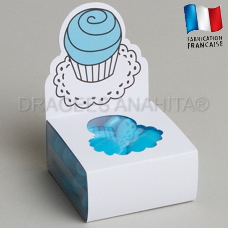 Fourreau à dragées cupcake