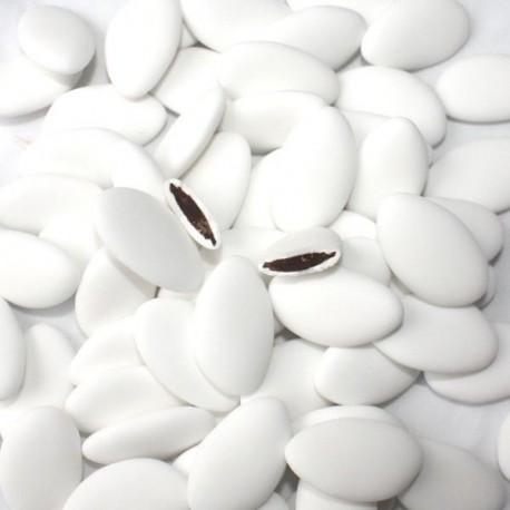 Dragées chocolat blanc