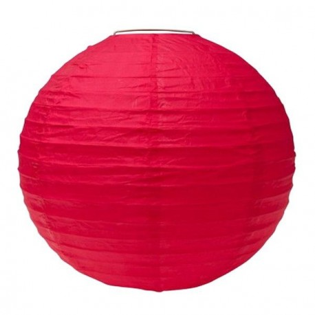 Lampion Rouge géant