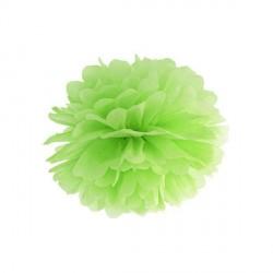 Pompon vert 25 cm