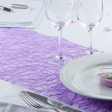 Chemin de table shibuya lilas