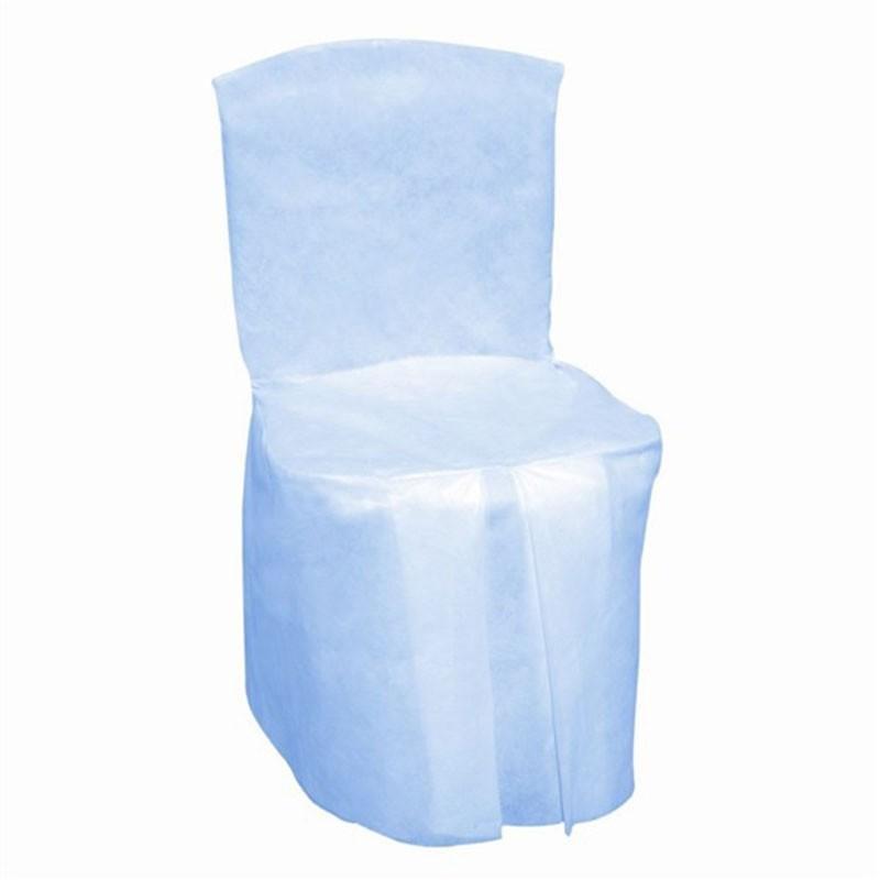 117 housse de chaise blanche chaise pliante housse - Housse de chaise blanche mariage pas cher ...