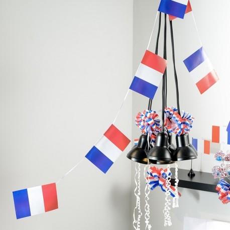 Banderole France tricolore